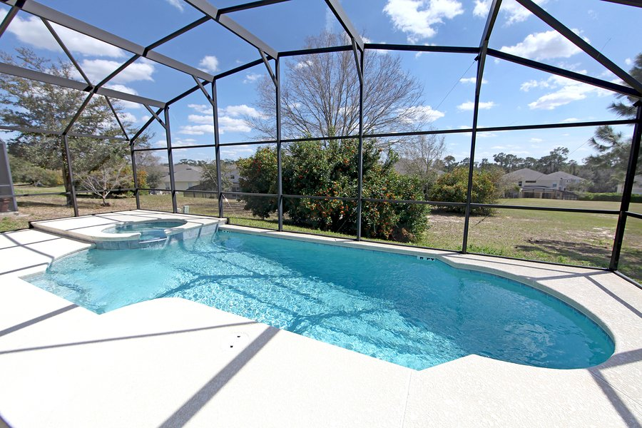 Pool Cage Construction and Design Fabri tech