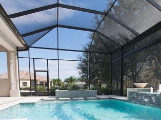 Florida Sunrooms And Lanai Screen Contactor Fabri Tech