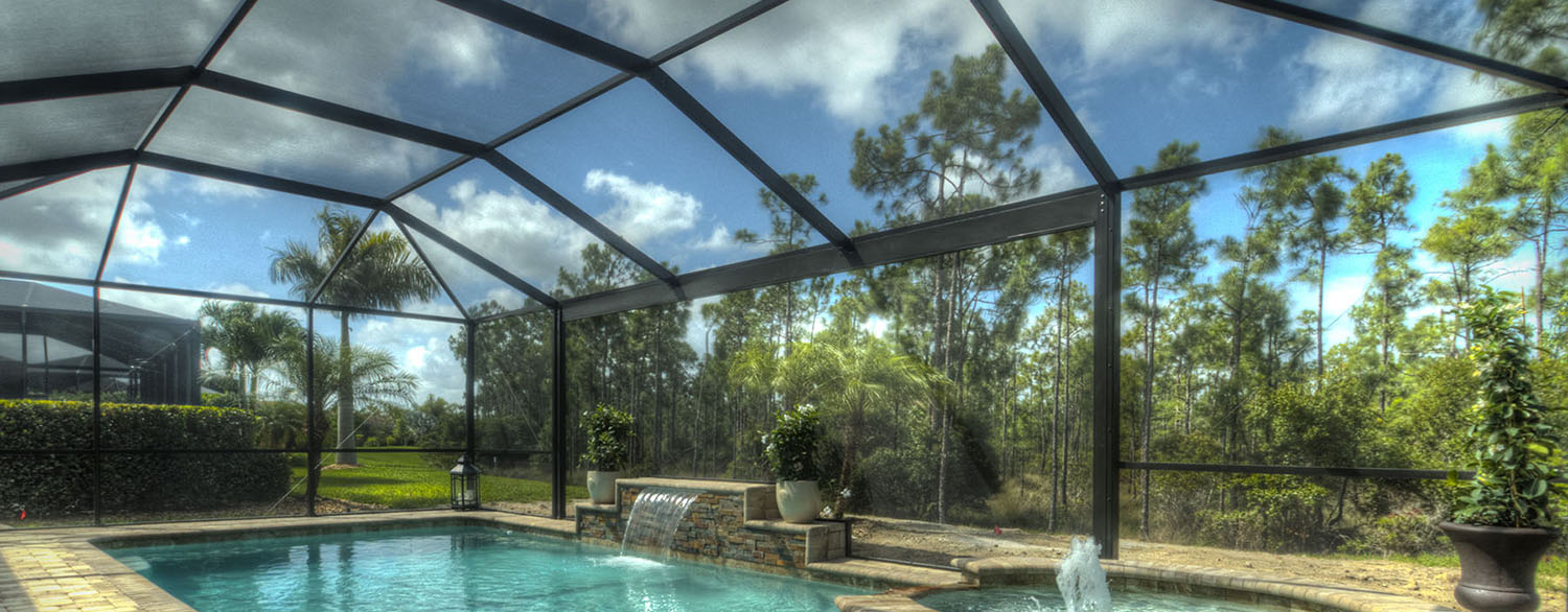 Florida Pool Cage Design & Construction