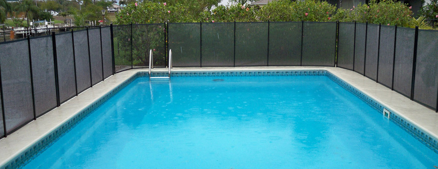 pool fence fabri tech