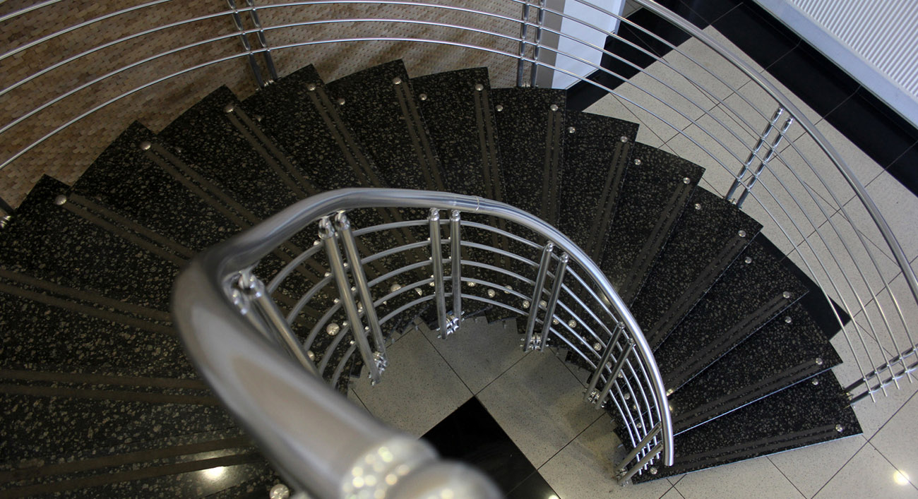 Aluminum Staircases And Spiral Staircases In Florida