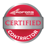 ADFORS Certified Contractor